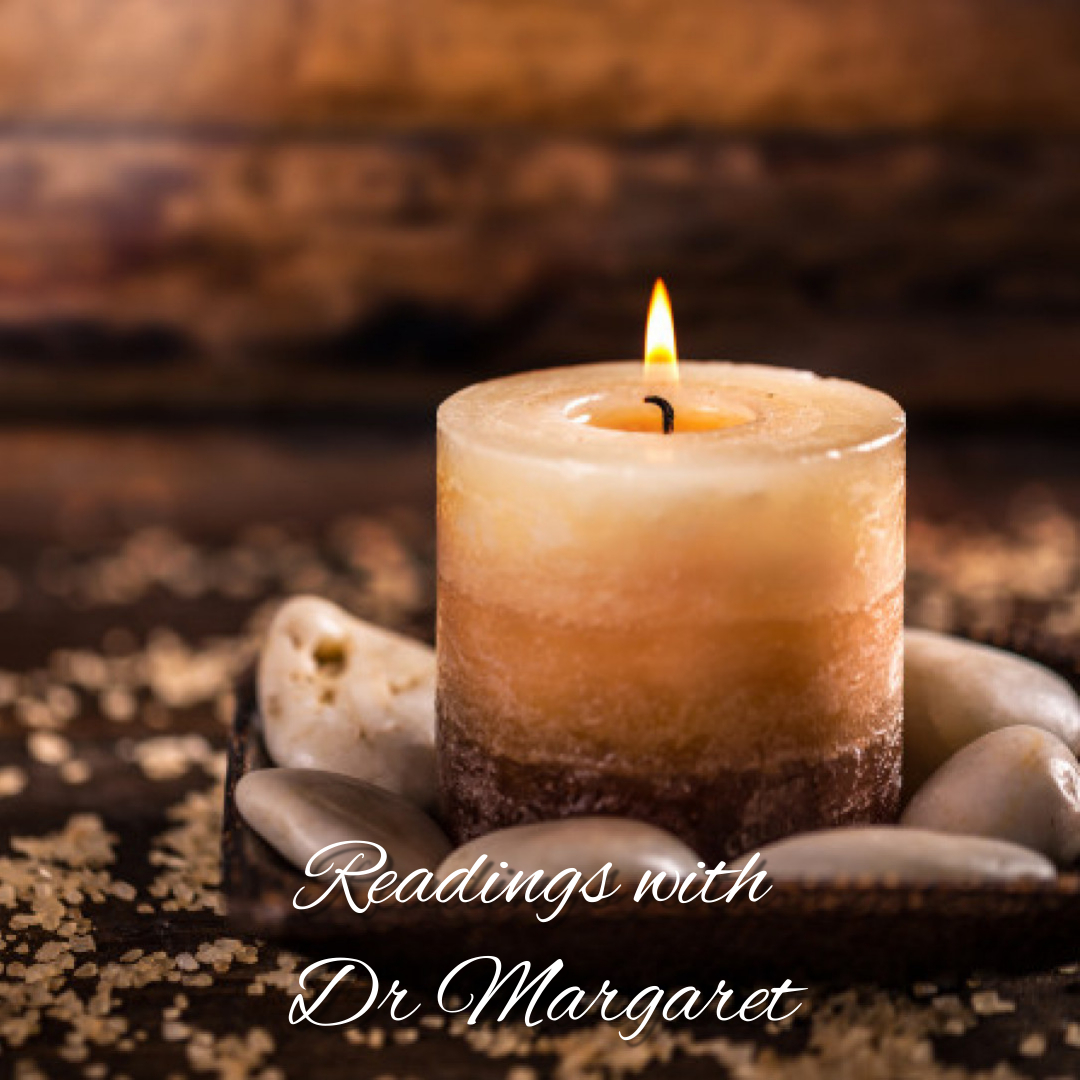 Readings with Dr. Margaret